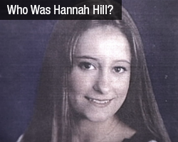 Who Is Hannah Hill