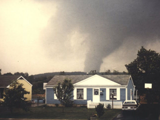 What to do if a tornado strikes