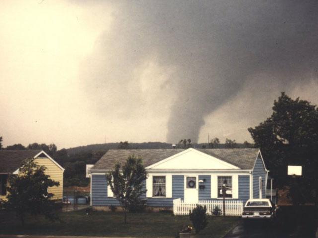 What to do if a tornado strikes