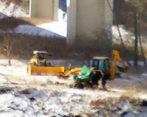 Valley View bridge accident - cab of truck_20110222123032_JPG
