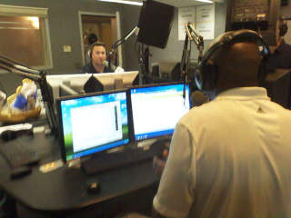Andy Baskin hosts radio sports talk show on 92.3 The Fan_20110829120304_JPG