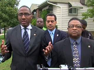 Cleveland Councilmen speak on violence