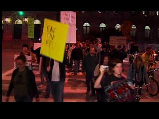 Hundreds turn out for 'Occupy Cleveland'