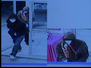 Cell phone store robbed