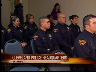 20 more Cleveland cops to hit streets