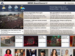 newsnet5.com iPad app