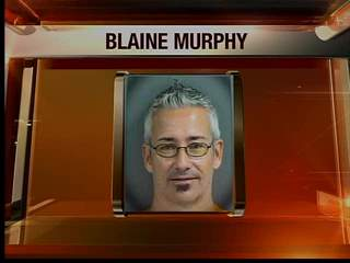 Blaine Murphy indicted