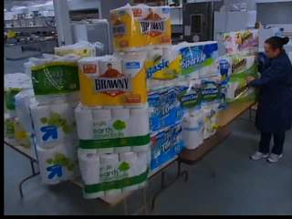 Consumer Reports tests paper towels
