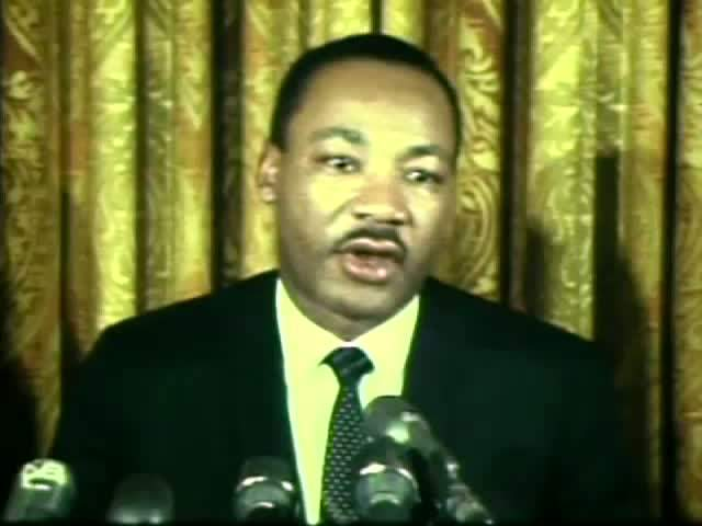 Dr Martin Luther King Jr 1967