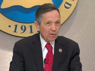 kucinich debate
