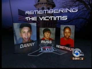 5pm: Victims of Chardon shooting remembered