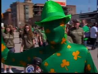 20 arrested on St. Patrick's Day