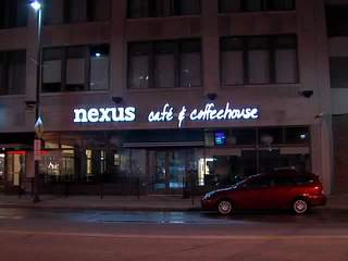 Raw: Nexus Cafe and Coffeehouse