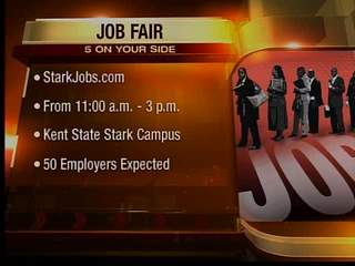 5am: Stark County job fair
