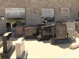 Company adding QR codes to gravestones