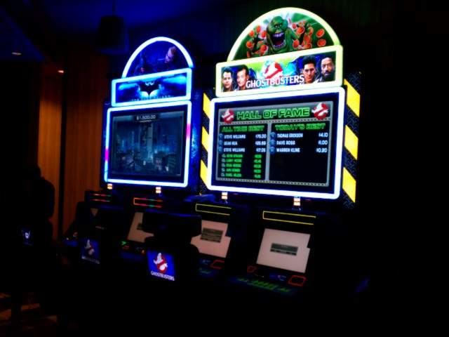 Slot machines horseshoe casino