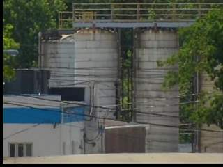 Dover Chemical spill