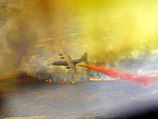 130 firefighting air tankers grounded after fatal South Dakota crash