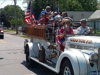 Grafton parade