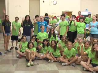 JCC Teen Camp helps charities