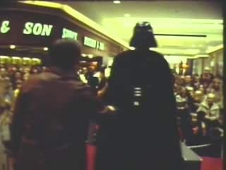 Vault: Darth Vader visits Cleveland in 1977