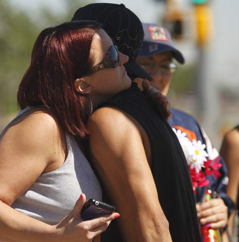 People  Died Auto Racing on People Mourning The Victims Of A Mass Shooting At The Aurora Movie