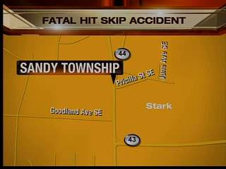 Noon: 71-year-old killed in Stark Co. hit-skip