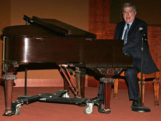 Composer Marvin Hamlisch