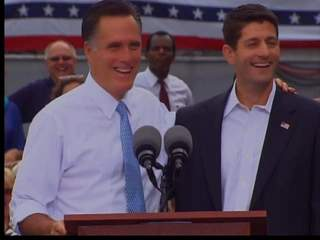 Romney announces Ryan as VP running mate