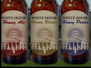 White House has secret beer recipe