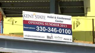 Kent State Renovations