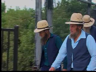 Amish beard-cutting trial