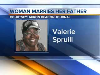 Woman Marries Her Dad