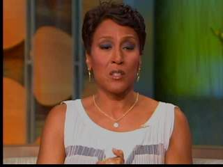 5am: Robin Roberts bone marrow transplant