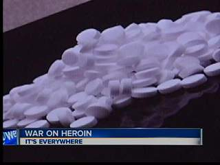 Cuyahoga County heroin problem