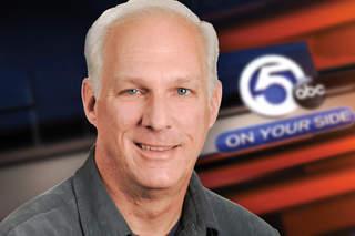 Multimedia journalist Dave Gapinski