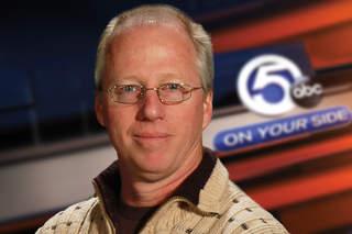 Multimedia journalist Joe McGee