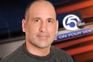 Multimedia journalist Mark Durdak