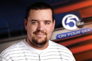 Multimedia journalist Mike Vielhaber
