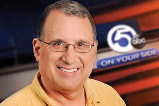 Multimedia journalist Dave Hatala
