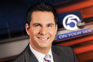Meteorologist Jason Nicholas