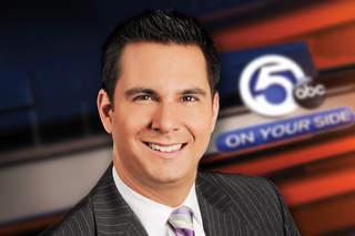 Meteorologist Jason Nicholas
