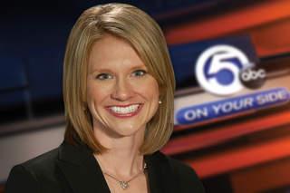 Multimedia journalist Kristin Byrne
