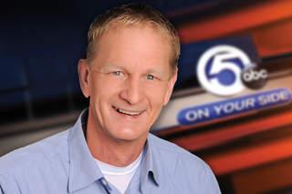 Multimedia journalist Rich Geyser