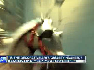Haunted stories of Cleveland Museum of Art