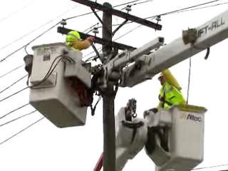 FirstEnergy power outages