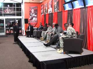 Cleveland Browns and Ohio Rmy National Guard concussions forum