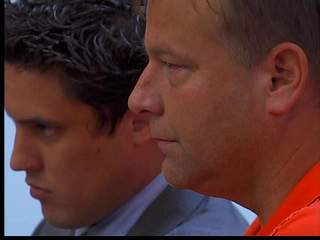 Jackson coach in court
