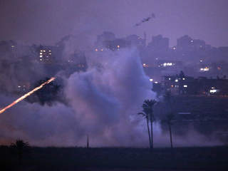 Gaza Strip violence