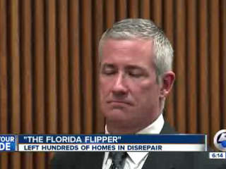 Florida Flipper appears in court